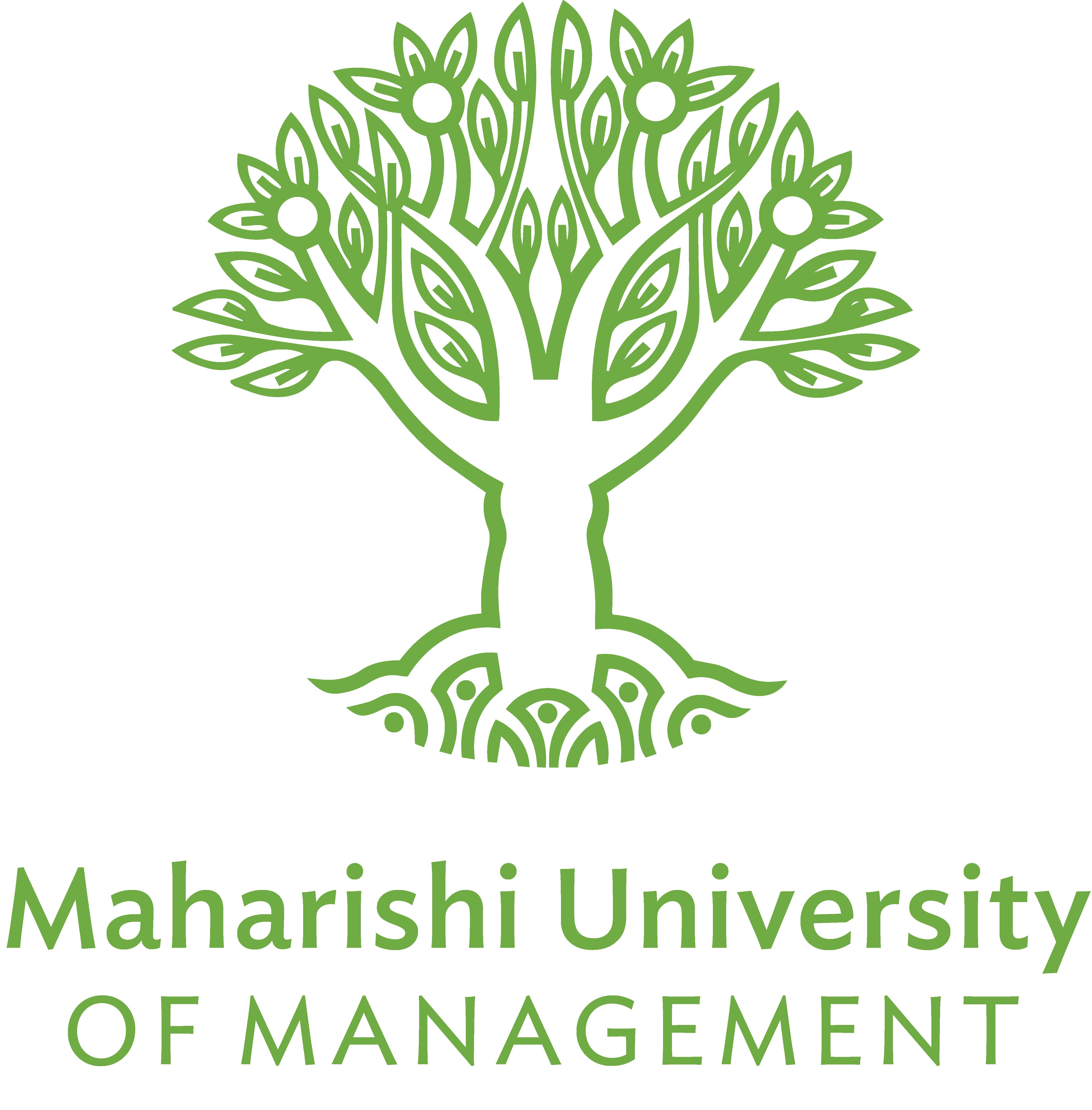 logo for Maharishi University of Management