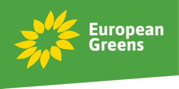 logo for European Green Party