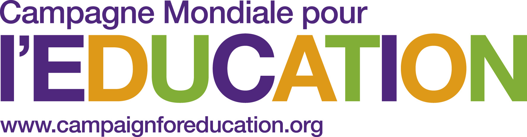 logo for Global Campaign for Education