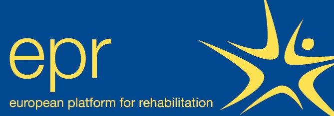 logo for European Platform for Rehabilitation