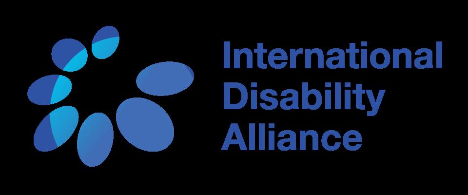 logo for International Disability Alliance