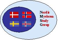 logo for Nordic Myeloma Study Group