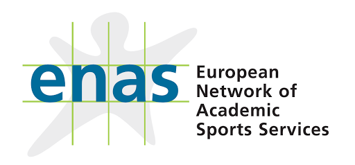 logo for European Network of Academic Sports Services