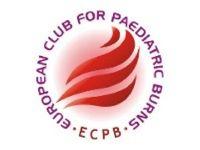 logo for European Club for Paediatric Burns
