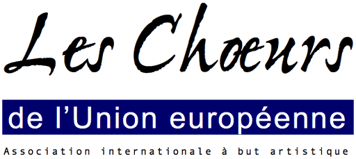 logo for European Union Choir