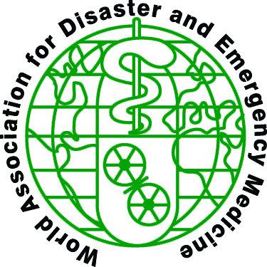 logo for World Association for Disaster and Emergency Medicine