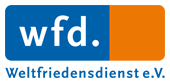 logo for Weltfriedensdienst