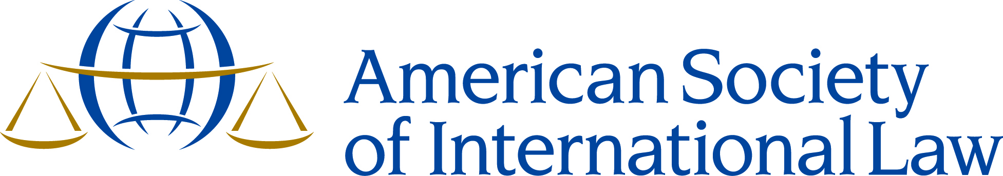 logo for American Society of International Law