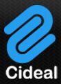logo for Fundación CIDEAL de Cooperación e Investigación