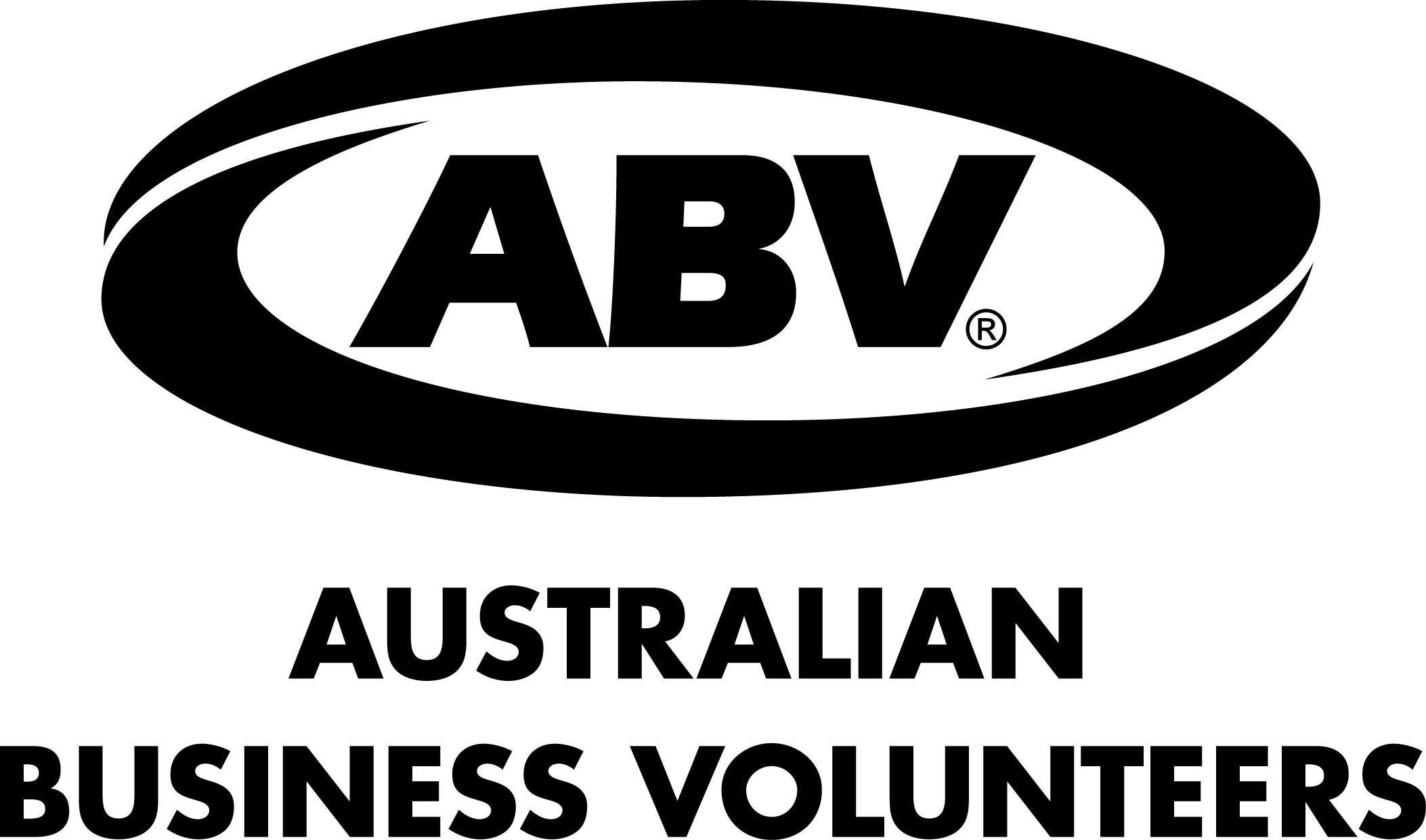 logo for Australian Business Volunteers