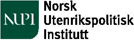 logo for Norwegian Institute of International Affairs