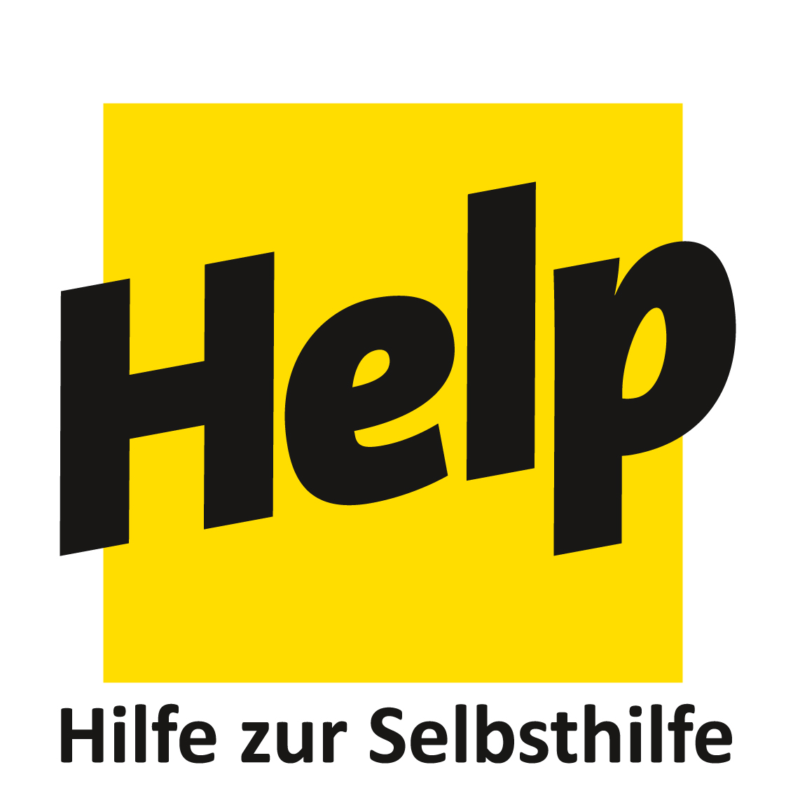 logo for Help - Hilfe zur Selbsthilfe