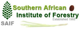logo for Southern African Institute of Forestry
