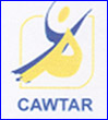 logo for Center of Arab Women for Training and Research, Tunis