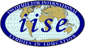 logo for Institute for International Studies in Education, Pittsburgh PA
