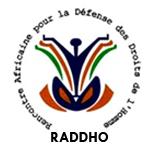 logo for Rencontre africaine pour la défense des droits de l'homme