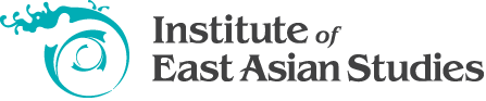 logo for Institute of East Asian Studies, Berkeley CA