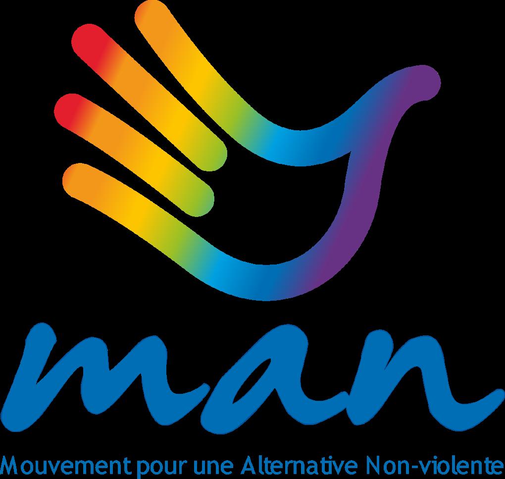logo for Mouvement pour une alternative non-violente