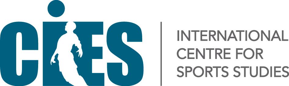 logo for Centre international d'étude du sport