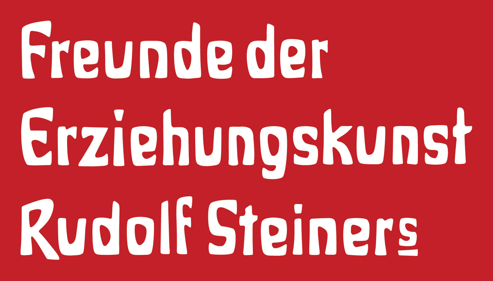 logo for Freunde der Erziehungskunst Rudolf Steiners