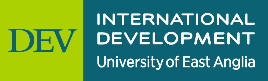 logo for International Development, UEA