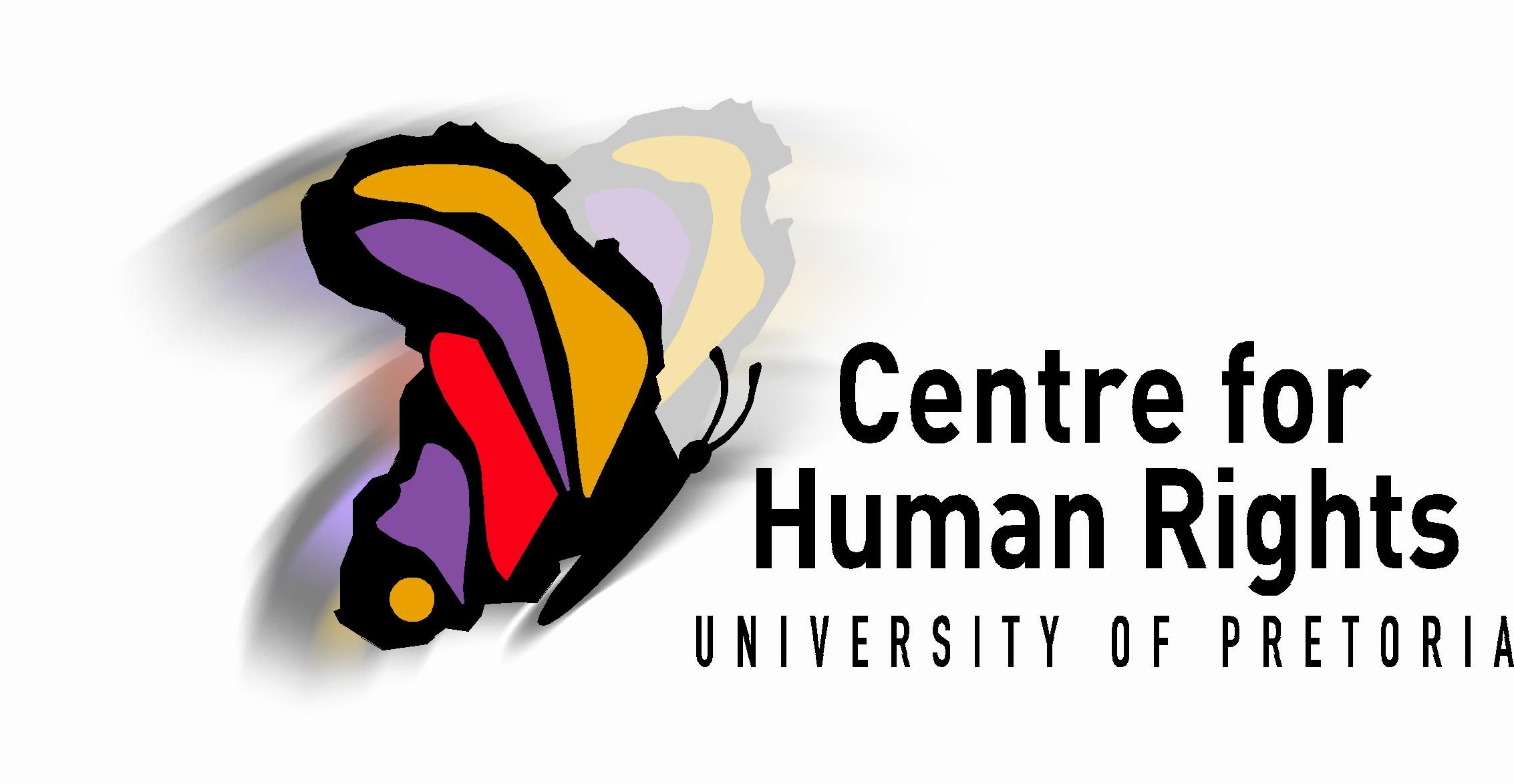 logo for Centre for Human Rights, Pretoria