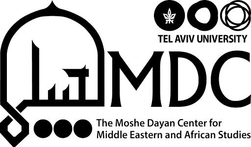 logo for Moshe Dayan Centre for Middle Eastern and African Studies