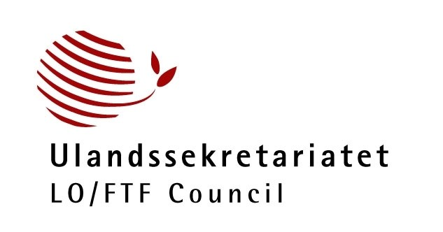 logo for Danish Trade Union Council for International Development Cooperation