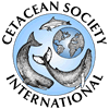 logo for Cetacean Society International