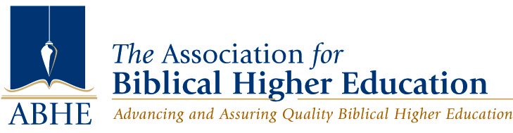 logo for Association for Biblical Higher Education