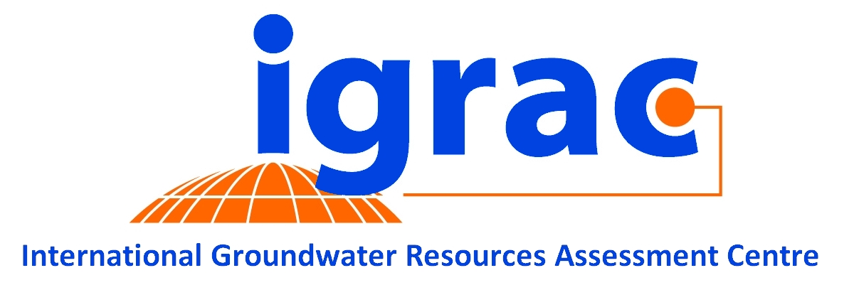 logo for International Groundwater Resources Assessment Centre
