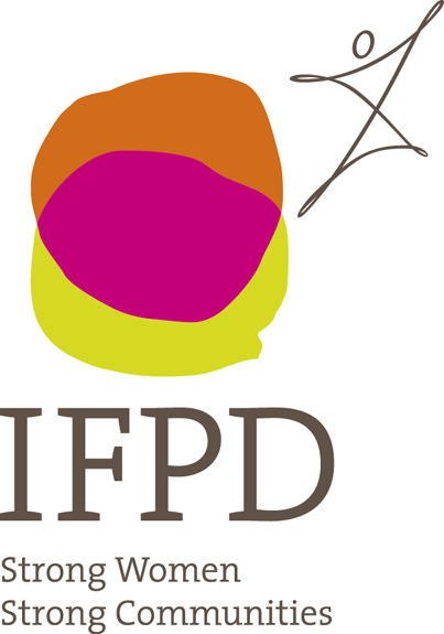 logo for International Foundation for Population and Development