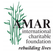 logo for AMAR International Charitable Foundation