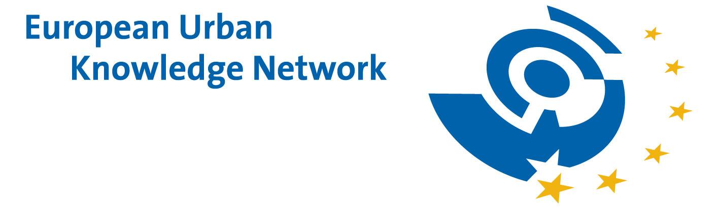 logo for European Urban Knowledge Network