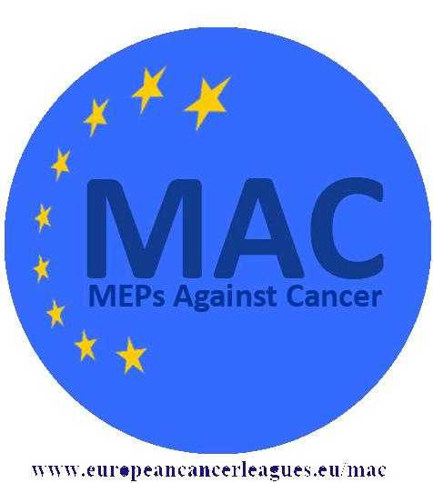 logo for MEPs against Cancer