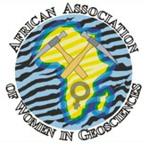logo for African Association of Women in Geosciences