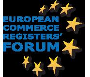 logo for European Commerce Registers' Forum