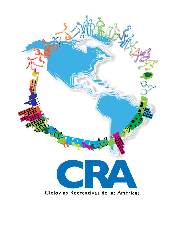 logo for Red de Ciclovias Recreativas de las Américas