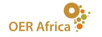 logo for Open Educational Resources Africa