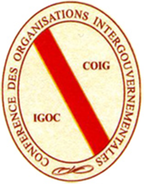 logo for Intergovernmental Organizations Conference