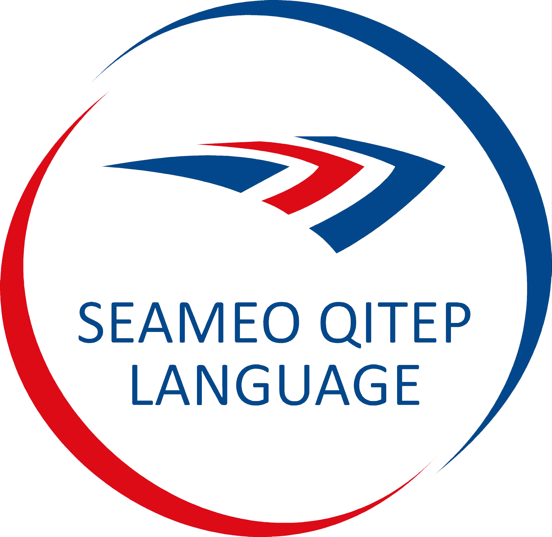 logo for SEAMEO Regional Centre for Quality Improvement of Teachers and Educational Personnel in Language