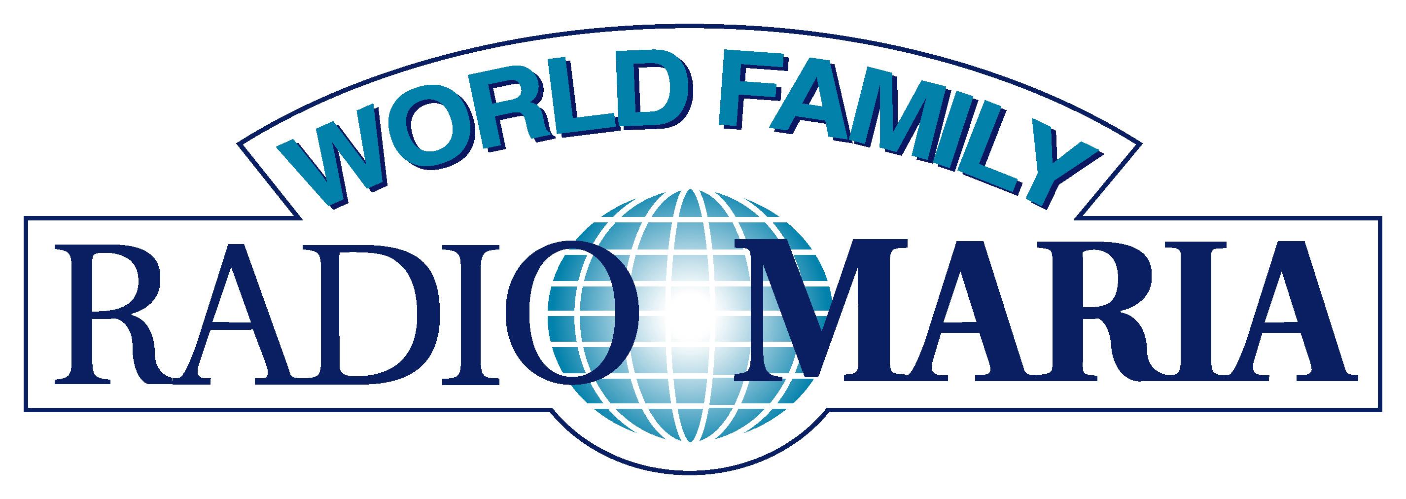 logo for World Family of Radio Maria