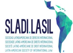 logo for Latin American Society of International Law