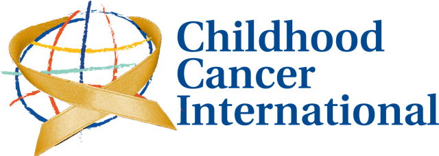 logo for Childhood Cancer International