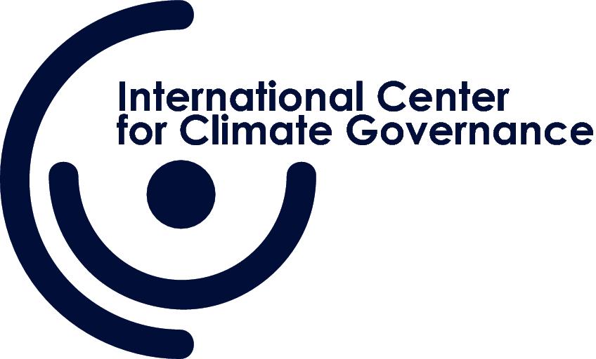 logo for International Center for Climate Governance