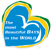 logo for Most Beautiful Bays in the World Club