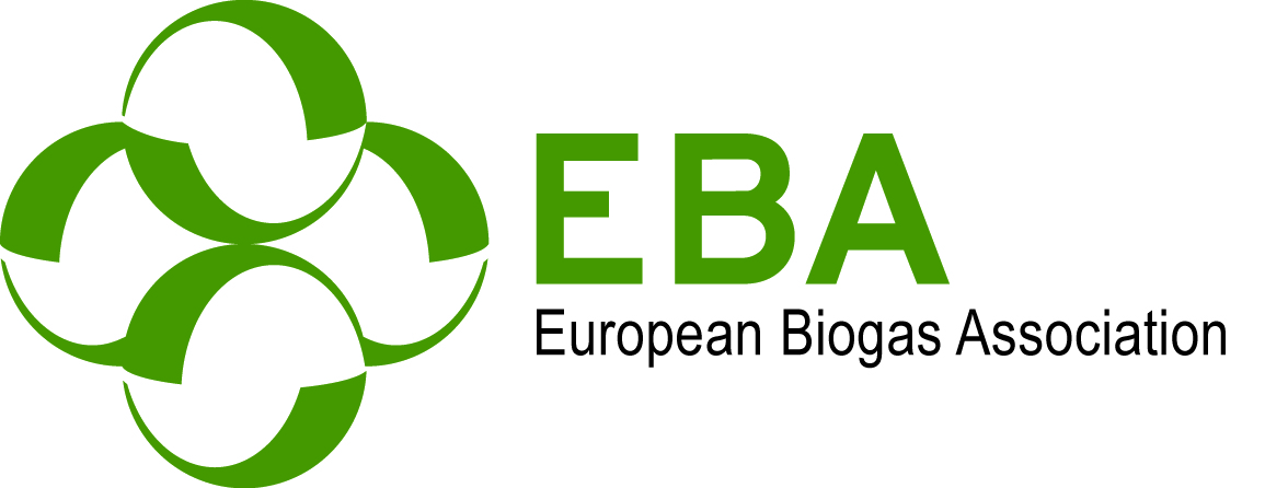 logo for European Biogas Association
