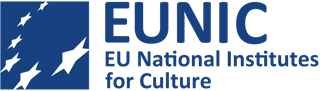 logo for European Union National Institutes for Culture