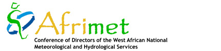 logo for Conference of Directors of the West African National Meteorological and Hydrological Services