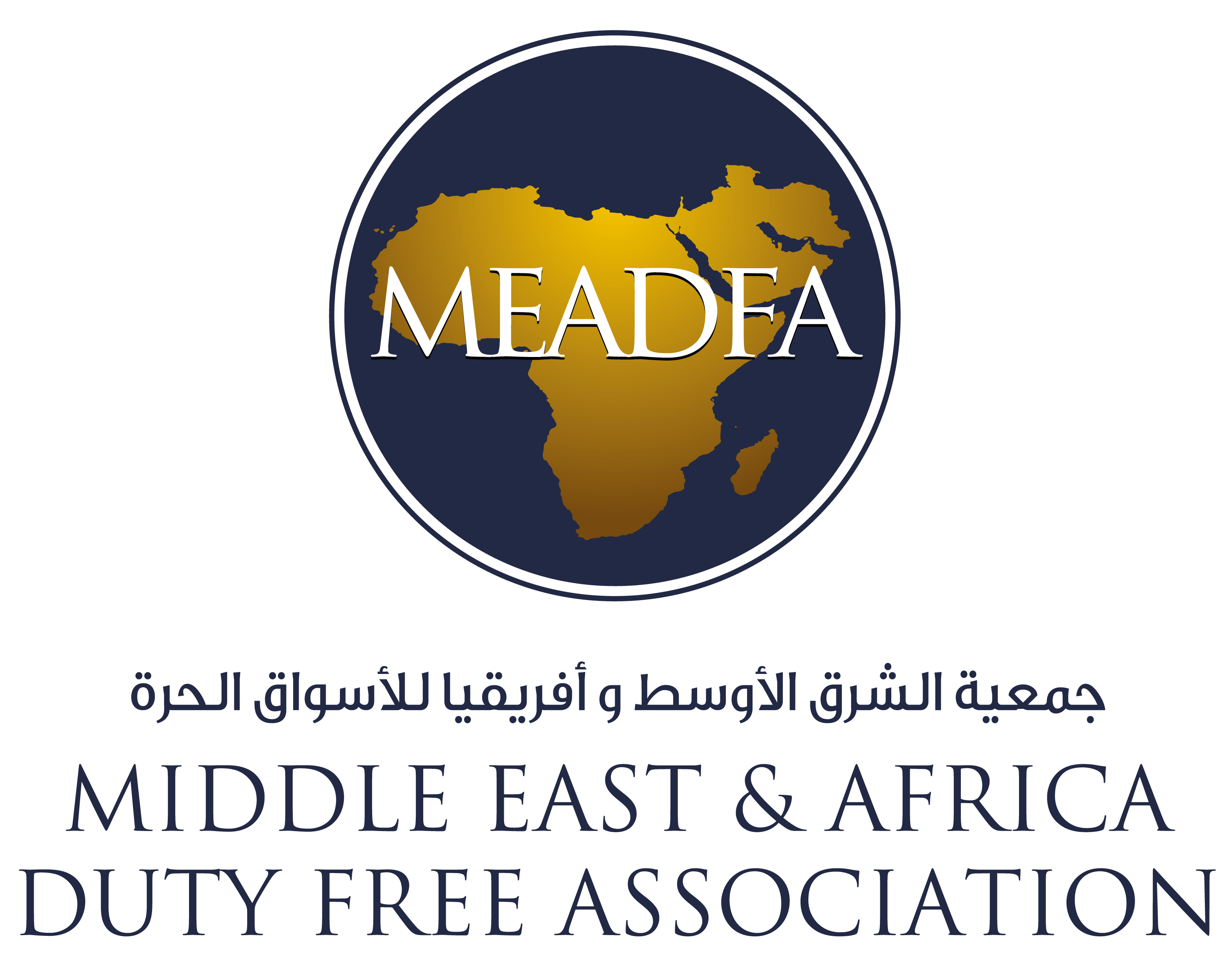 logo for Middle East and Africa Duty Free Association